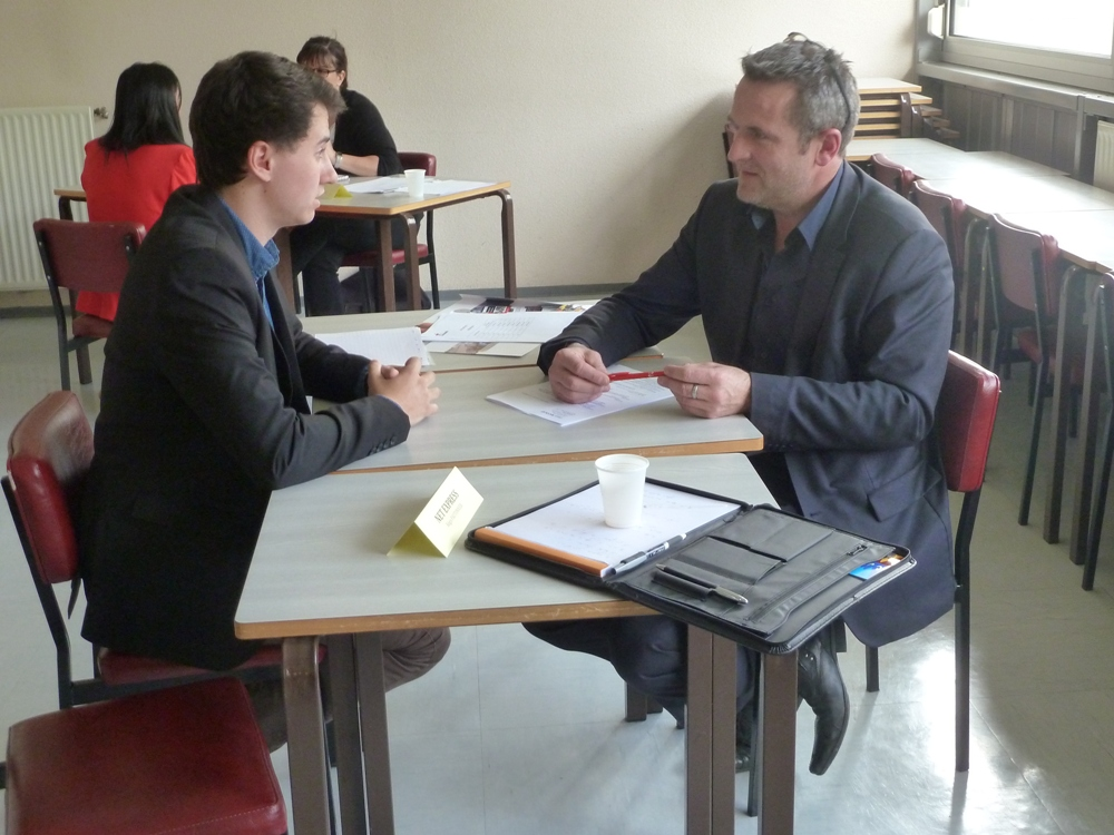 Speed dating du recrutement en alternance