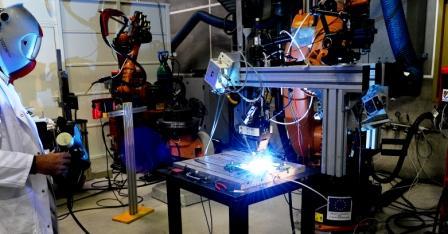 laboratoire laser ICB IUT Le Creusot